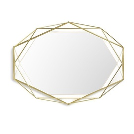 Umbra Prisma Wall Mirror Gold