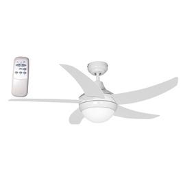 Lampa ar ventilatoru SC52-WHT-N5W1DIS, E14, 2x40W