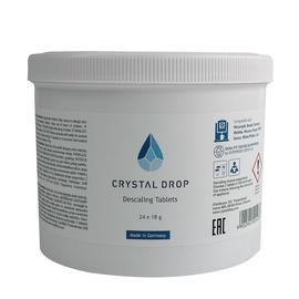 Atkalkošanas tabletes Crystal Drop 12 c