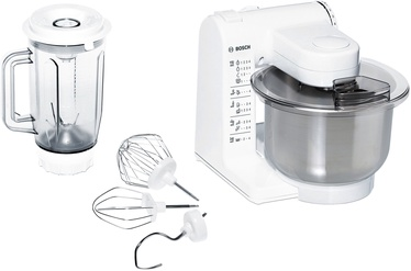Virtuves kombains Bosch MUM4409 White