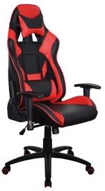 Офисный стул Signal Meble Supra Black/Red