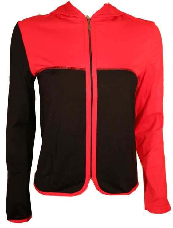 Bars Womens Jacket Black/Red 124 XL