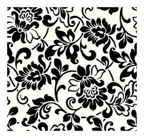 LIMPLEVE 10581 HERIT BLACK WHITE 90 CM 1