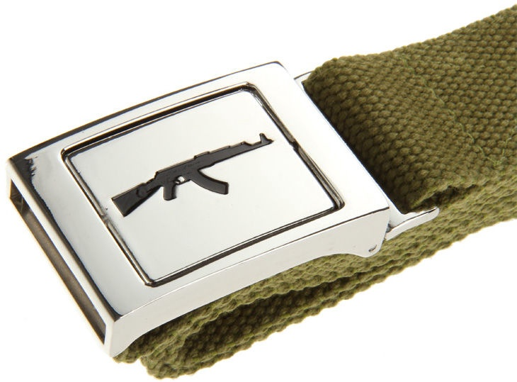 GamersWear Gunflip Belt Olive