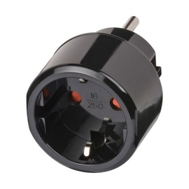 Brennenstuhl 1508550 Power Socket Adapter From Euro To USA Plug