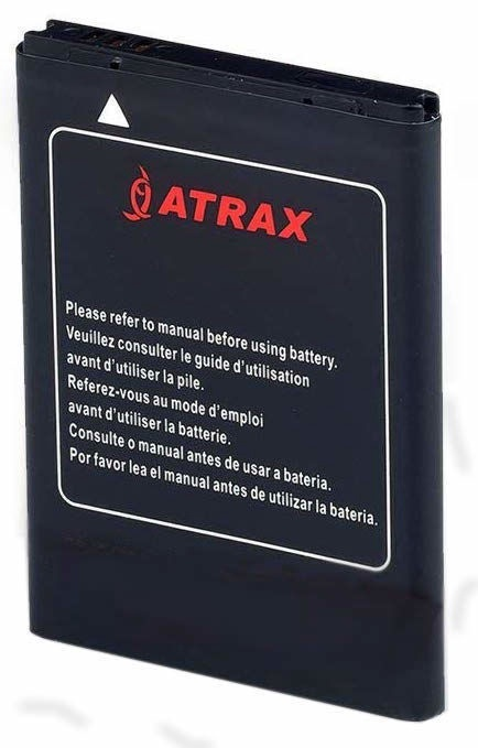 ATX Platinum HQ Analog Battery For Nokia 5800/5230/X6/Lumia 520 1500mAh
