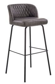 Bāra krēsls Halmar H92, pelēka