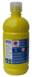Milan Gouache Paint 500ml Yellow