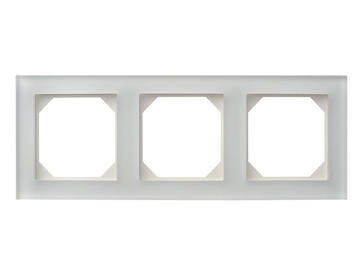 Рамка Liregus Epsilon Three Way Frame K 14-245-03 White