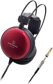 Austiņas Audio-Technica ATH-A1000Z Red