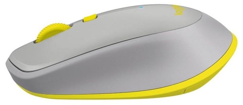 Компьютерная мышь Logitech M535 Grey, беспроводная, оптическая