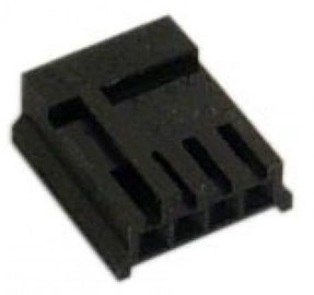 AC Ryan Floppy Power Connector Pure Black