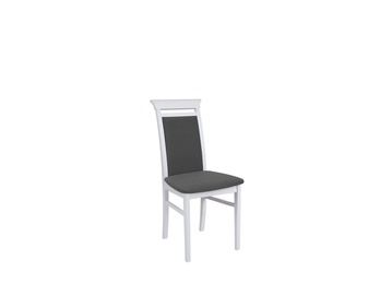 Black Red White Idento Nkrs2 Chair Warm White/Grey