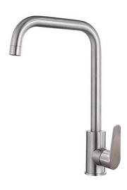 Кухонный смеситель Thema Lux L-4096 Kitchen Faucet Stainless Steel