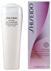Ķermeņa piens Shiseido Smoothing Body, 200 ml
