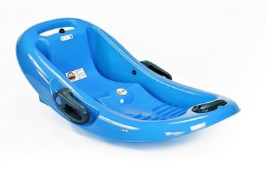KHW Snow Flipper Deluxe 26015 Sled Blue