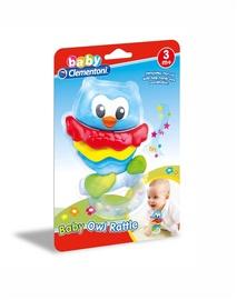 Clementoni Baby Owl Rattle 17160