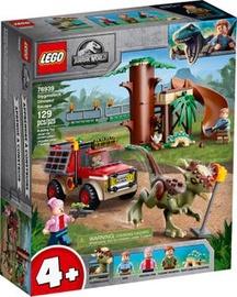 Konstruktors LEGO Jurassic World Stigimoloha izlaušanās 76939, 129 gab.