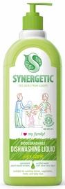 Trauku mazgāšanas līdzeklis Synergetic Eco Ideas From Europe, 1 l
