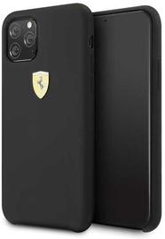 Ferrari FESSIHCN58BK Back Case For Apple iPhone 11 Pro Black