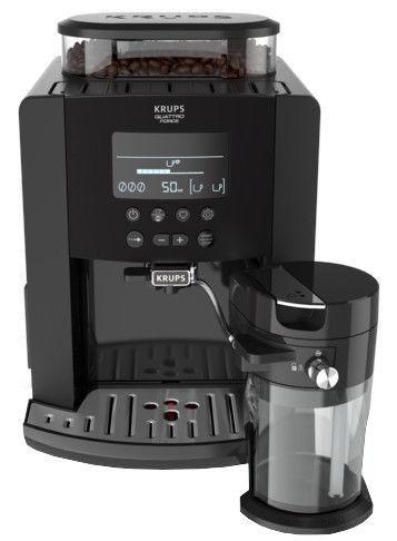 Kafijas automāts Krups Arabica Latte EA819N Black