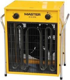 Termoventilators Master B22 EPB, 22 kW