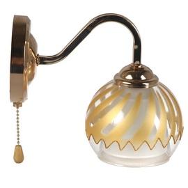 Gaida Wall Lamp E14 40W Gold