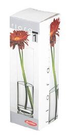 SN Glass Vase 8x26cm
