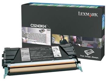 Lexmark C5240KH Cartridge Black