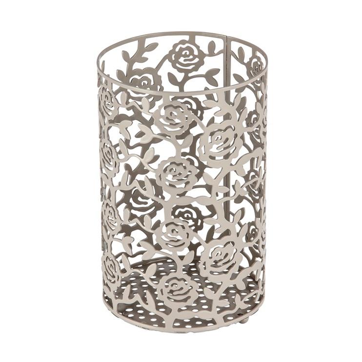 Лоток для столовых приборов SN Cutlery Holder 11x11x17cm Silver