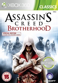 Xbox 360 spēle Assassin's Creed: Brotherhood Special Edition Xbox 360