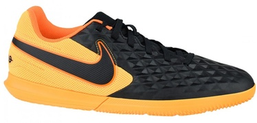 Nike Tiempo Legend 8 Club IC AT6110 008 Black Orange 42.5