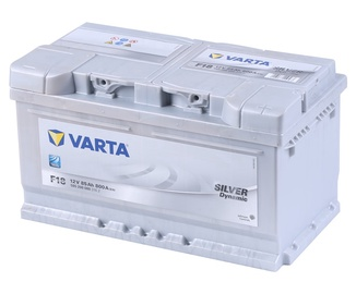 Akumulators Varta SD F18, 85 Ah, 800 A, 12 V