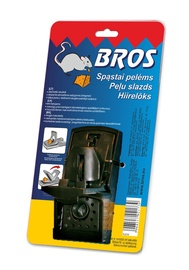 Bros Plastic Rodent Trap