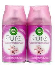 Освежитель воздуха Air Wick Fresh Matic Pure Cherry Blossom Refill, 2x250 мл