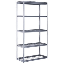 SN Storage Shelf HS5/WIRE 91.4x40.6x183cm Grey