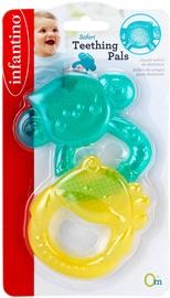 Прорезыватель Infantino Water Teething Pals, 2 шт.