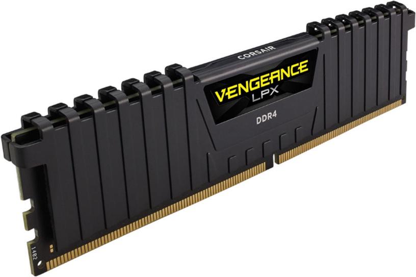 Corsair Vengeance LPX 32GB 4133MHz CL19 DDR4 KIT OF 4 CMK32GX4M4K4133C19