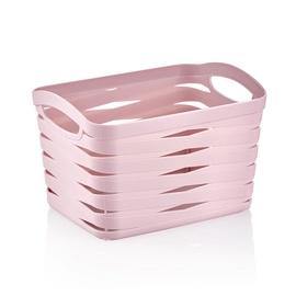 Curver Ribbon Storage Basket 3.3l Pink