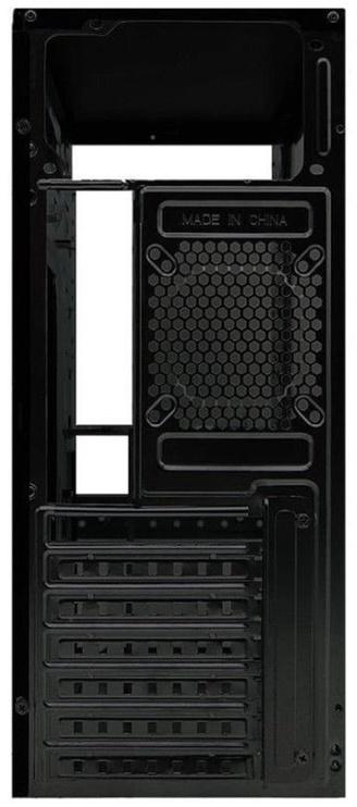 Gembird ATX Case Fornax 150 Green LED