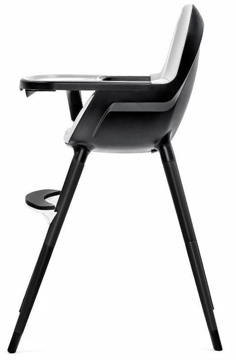 Barošanas krēsls KinderKraft Fini Full Black