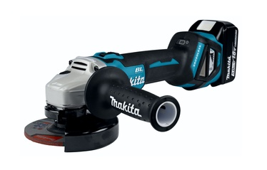 Makita DGA511Z Cordless Angle Grinder without Battery
