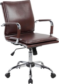 Home4you Work Chair Ultra Brown 27517