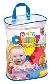 Конструктор Clementoni Baby Clemmy 24 Soft Blocks Set 14889