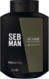 Шампунь Sebastian Professional Seb Man The Purist Purifying Shampoo 250ml