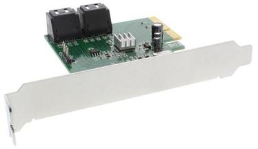 InLine RAID Controller SATA 6Gb/s 76617D