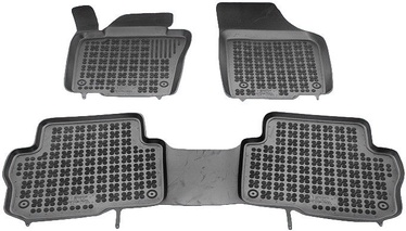 REZAW-PLAST VW Sharan II 2010 5-Seats Rubber Floor Mats