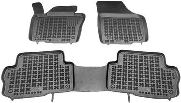Резиновый автомобильный коврик REZAW-PLAST VW Sharan II 2010 5-Seats, 3 шт.