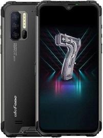 Mobilais telefons UleFone Armor 7 2020, melna, 8GB/128GB