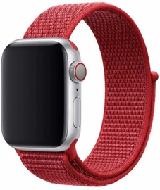 Devia Deluxe Series Sport3 Band For Apple Watch 44mm Red